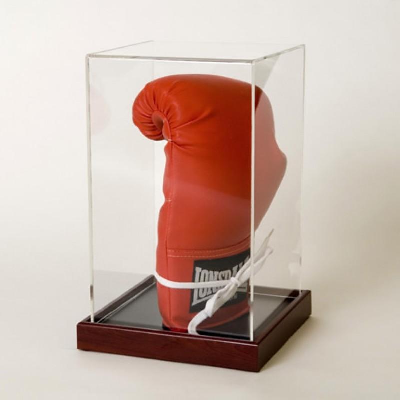 Acrylic Portrait Boxing Glove Display Case