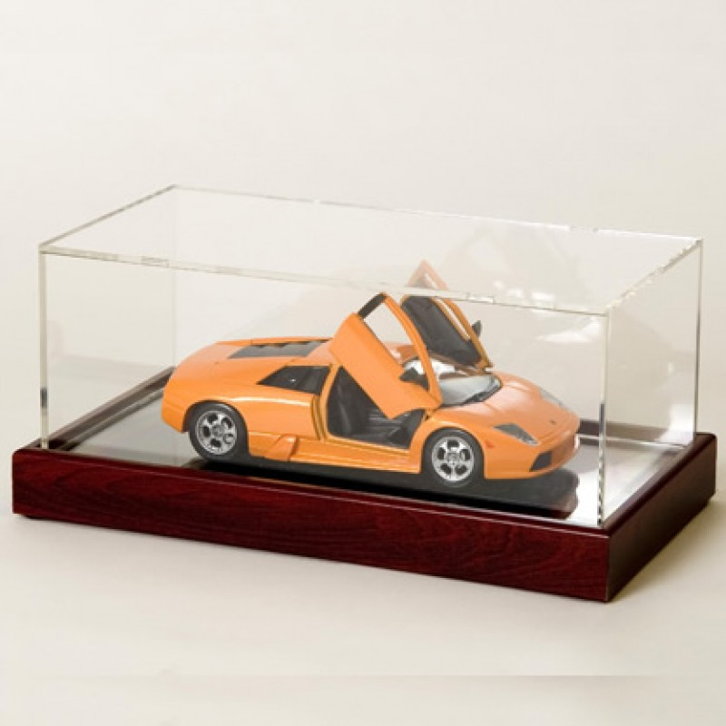 Model Car Display Case And Base
