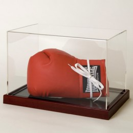 Large Boxing Glove Display Case