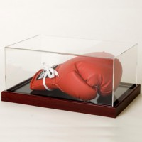 Acrylic Low Profile Boxing Glove Display Case