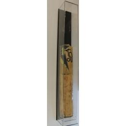 UV Cricket Bat Display Case