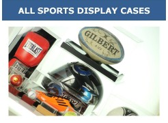 All Sports Display Cases