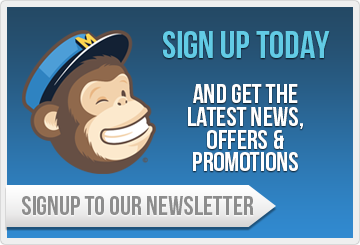 Signup to Our Mailchimp Newsletter